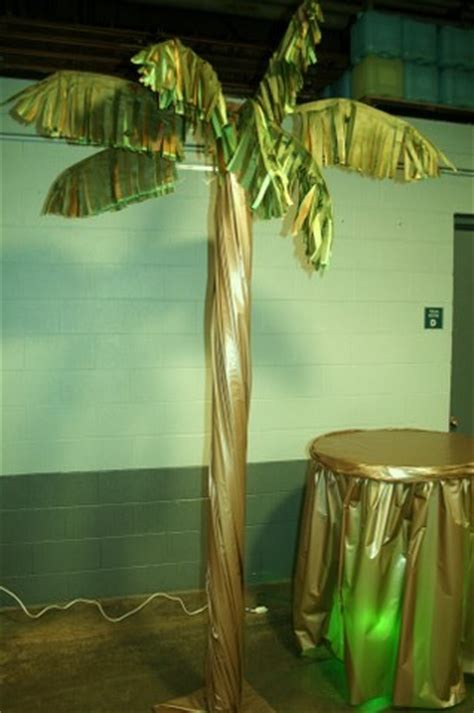 A Palm Tree Out Of Paper - how to make a paper palm tree with pictures ehow