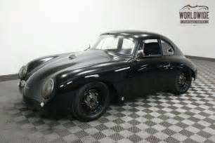Porsche 356 Coupe For Sale 1962 Porsche 356 Coupe 356b Outlaw Recreation 50k Build