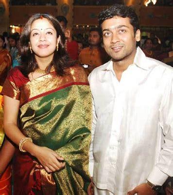 actor vijay jathagam actor prabu son vikram wedding jyothika and surya at