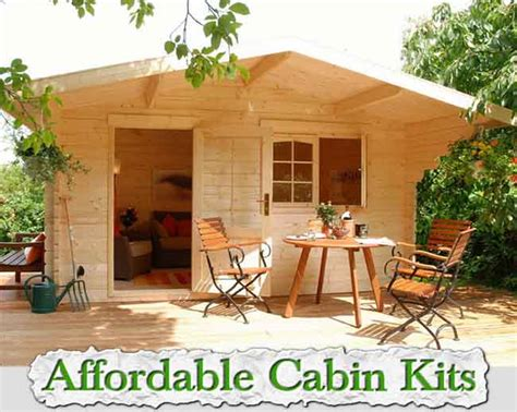 Affordable Shed Kits