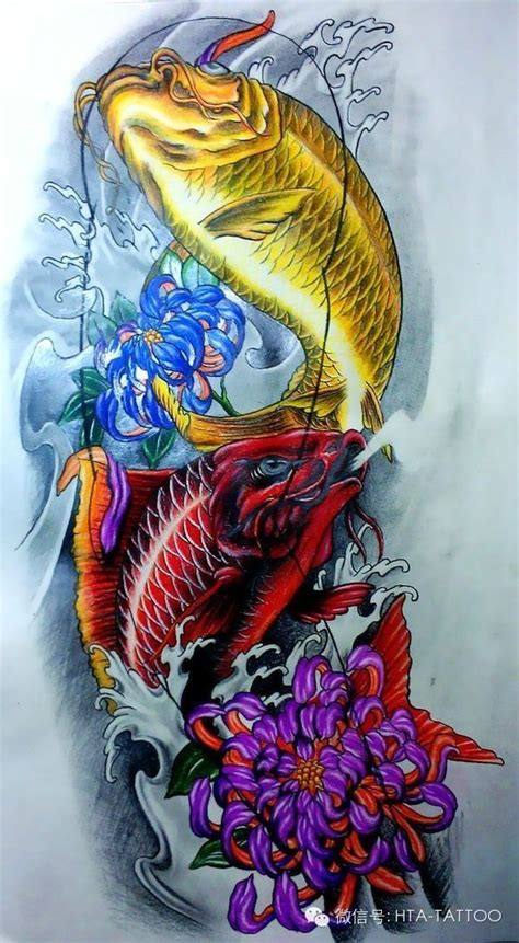 oriental koi tattoo designs 270 best images about koi fish tats on pinterest koi