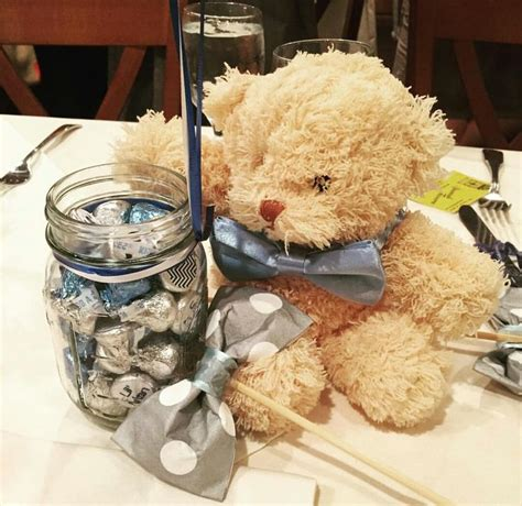 teddy baby shower centerpieces 25 best ideas about teddy centerpieces on