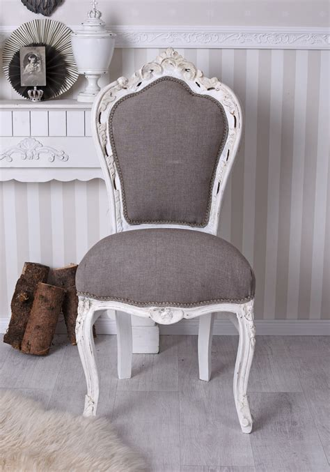 barock stuhl esszimmerstuhl barock stuhl polsterstuhl antik salonstuhl
