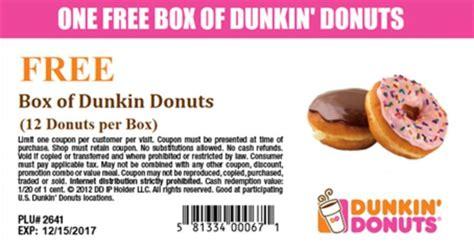 the dozen coupon code fact check dunkin donuts coupon