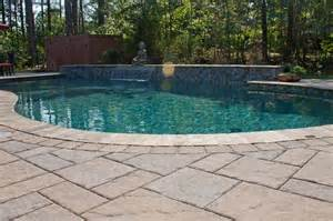 Pool Patio Pavers Pool Design Options Northern Pool Spa Me Nh Ma