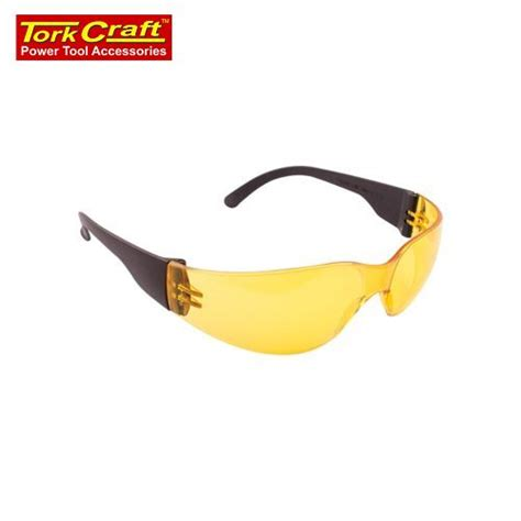 safety glasses for woodworking tork craft safety eyewear glasses yellow in poly bag