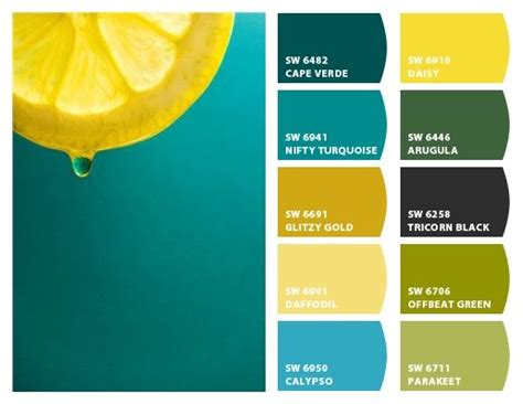 what color goes best with yellow interesting 40 colors that go with yellow walls