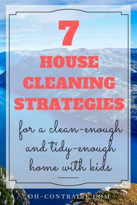 how to keep the house clean how to keep the house clean and tidy all summer with
