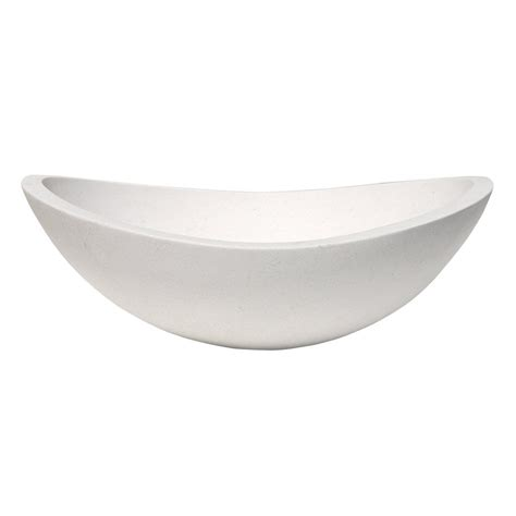oval vessel bathroom sinks shop bath white vessel oval bathroom sink