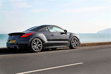 peugeot rcz black peugeot rcz r 2015 long term test review by car magazine