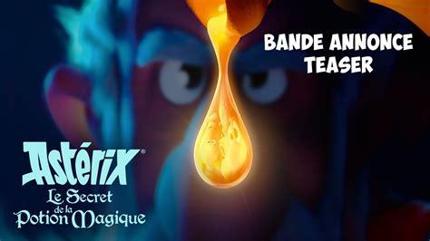 filme schauen asterix the secret of the magic potion ast 201 rix le secret de la potion magique bande annonce