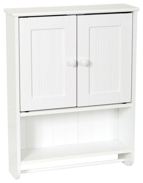 cottage style bathroom cabinets zenna home white country cottage style wall cabinet