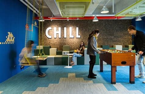 google office playroom why your office space planning should include play area