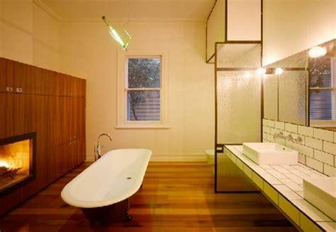 kamine im badezimmer 25 badezimmer designs mit einbaukaminen romantische