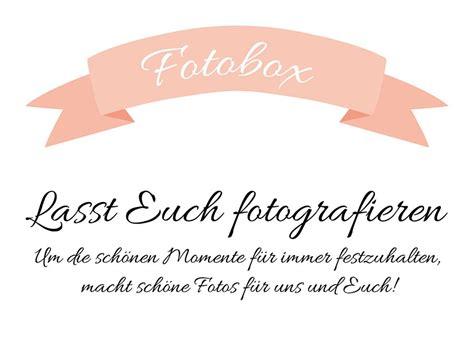 hochzeit fotobox fotobox schild f 252 r die hochzeit zum hochzeit