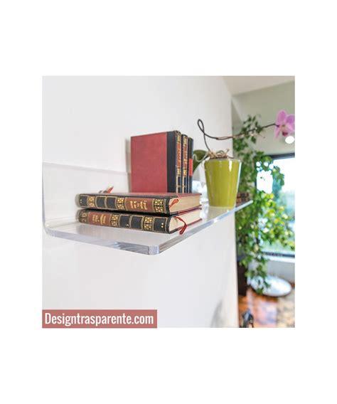 Mensole In Plexiglass Su Misura Richiedi Mensole Su Misura Per Libri In Plexiglass Trasparente