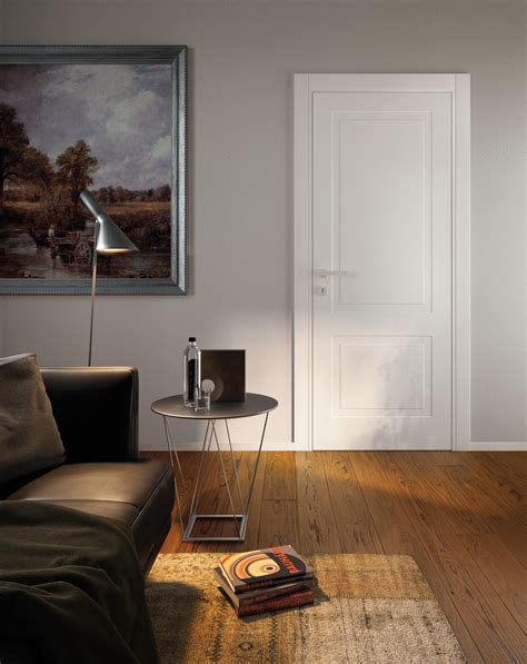 porte garofoli miraquadra modern classic interior doors miraquadra collection