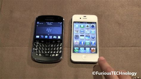 iphone themes for blackberry 9900 blackberry bold 9900 vs apple iphone 4s hd youtube