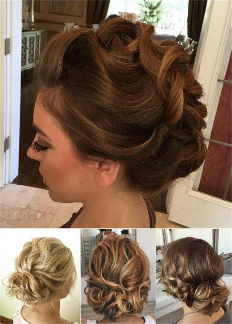 simple hoco hairstyles 54 trendiest updos for medium length hair medium length