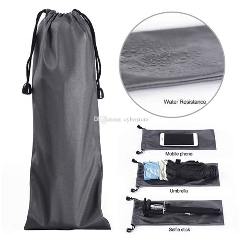 Bag Selfie Logo 4 2pcs universal waterproof bag cover carry pouch pocket custom made logo for iphone phone selfie