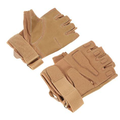 Sarung Tangan Elektrik sarung tangan motor half finger size l black