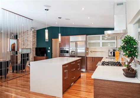 retro modern kitchen modern kitchens in retro houses moda kitchens