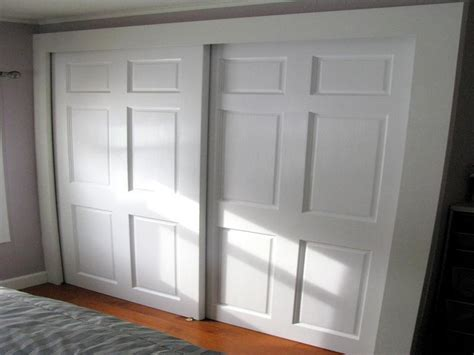 Installing Bypass Closet Doors Gallery Doors By Murray