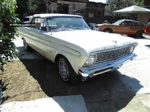1964 Ford Falcon Sprint 1964 Ford Falcon Futura Sprint V6