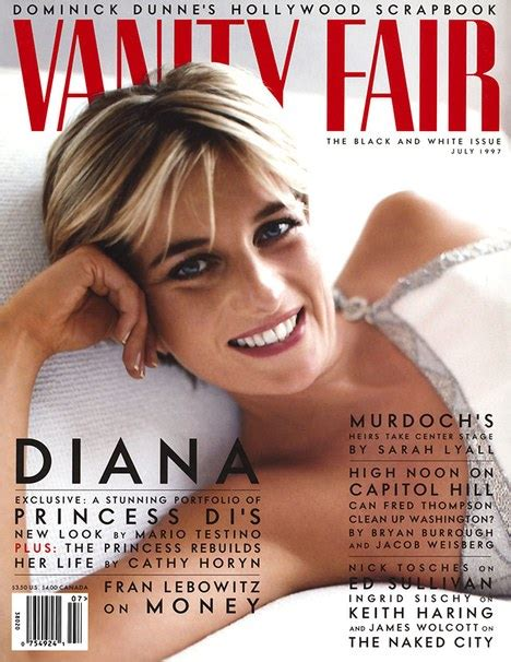 Princess Diana Vanity Fair by You Can Own The From Princess Diana S 1997 Vanity