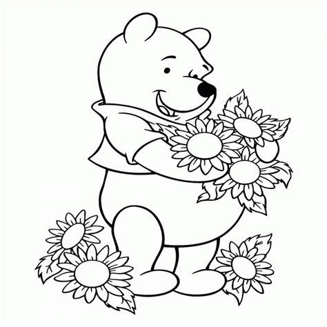 winnie pooh para pintar az dibujos para colorear winnie pooh para colorear pintar e imprimir colorear website