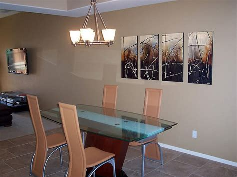 Dining Room Abstract Contemporary Abstract Paintings Contemporary Dining