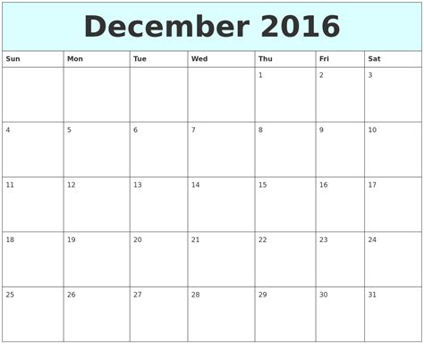 printable calendar dec jan december calendars