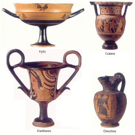 vasi romani elementi symposium