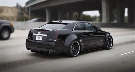 Cadillac Cts Kit by Cadillac Cts V Widebody Kit By D3 Carz Tuning