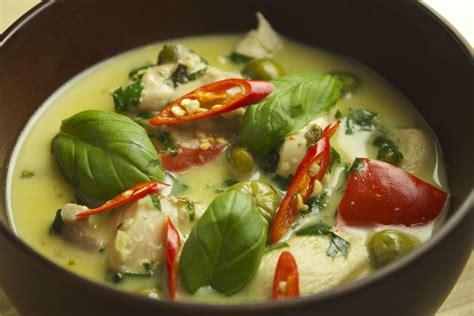 thai green curry thyme envy