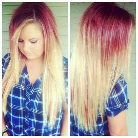 blonde and red hair weave pictures 65 best goddess hair images on pinterest goddess hair