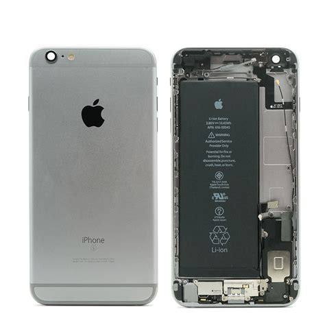 mint refurbished original apple iphone 6s plus housing assembly battery frame ebay