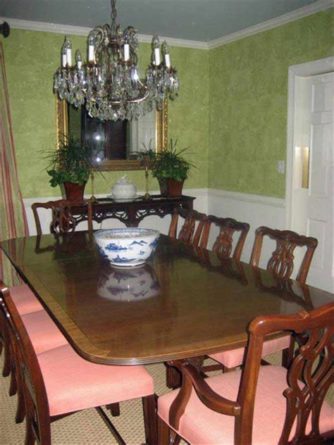 Dining Room Pink And Green The Power Of Pink And Green Dining Room Interior Design