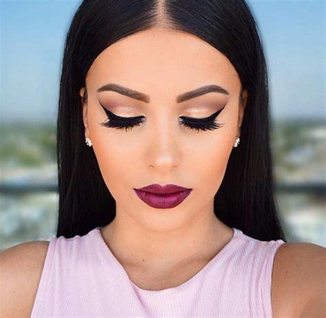 Premiere Lipstick Pastel Pink black hair image 2835713 by maria d on favim