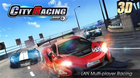 3d Auto Spiele by City Racing 3d Car Racing Pretend Play
