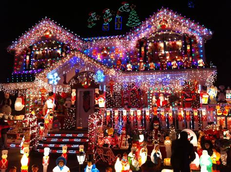 best decorated homes for christmas voici 10 des plus belles d 233 corations de maisons pour no 235 l