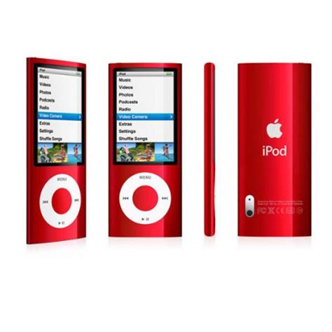 format video ipod nano apple ipod nano 5th generation video format