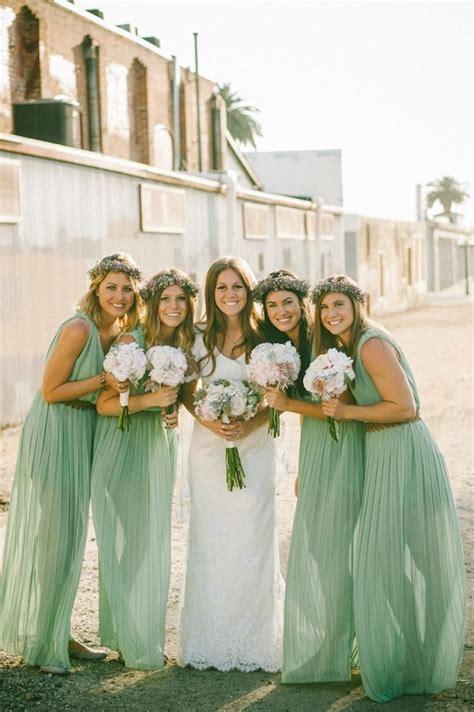 romantic  timeless green wedding color ideas deer