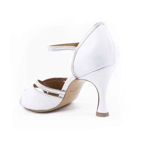 silver comfortable heels comfortable heels for brides in silver and white leather