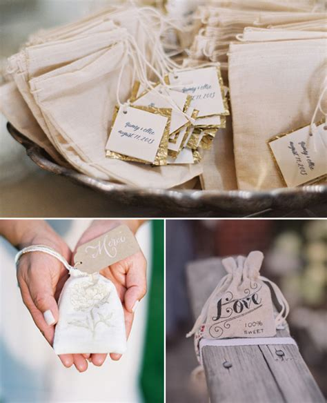 wedding favor tea bags 10 great fall wedding favors for guests 2014