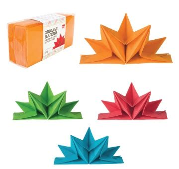 Origami With Paper Napkins - origami paper napkins from greenhouse hospitalities