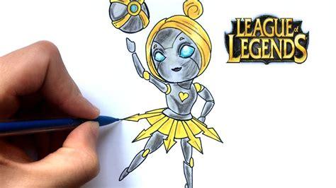 dessin league  legend logo