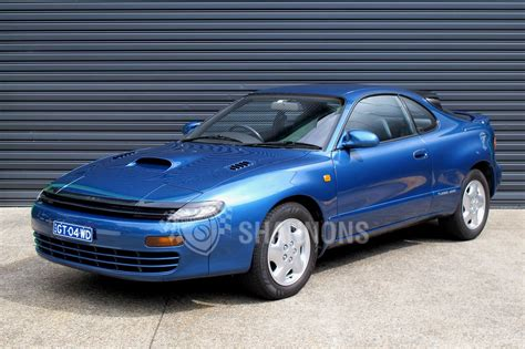 Toyota Celica GT4 Coupe Auctions   Lot 2   Shannons