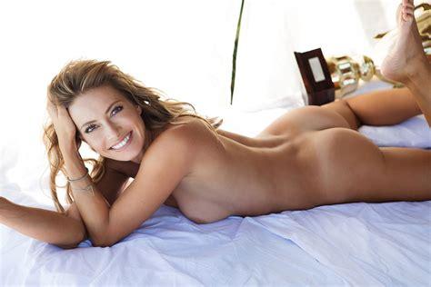 Naked Sarah Winkhaus In Playboy Magazine