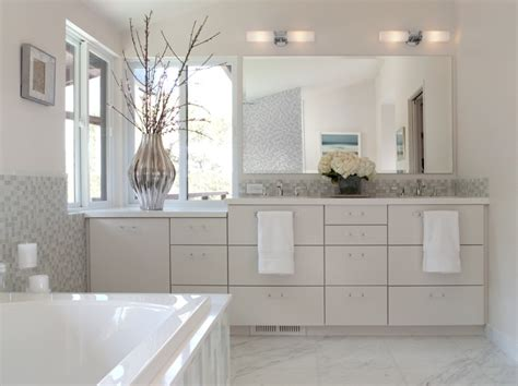 mosaic tile bathroom backsplash mosaic tile backsplash contemporary bathroom shirley
